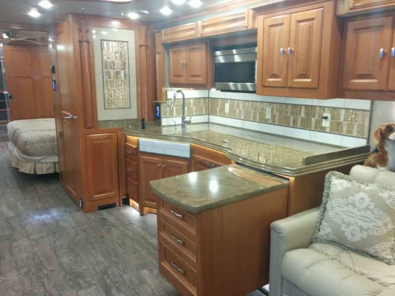 2017 Tiffin Allegro Bus 45OP