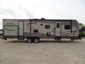 2018 Riverside Travel Trailers  31BHSK