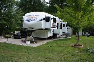 2012 Keystone Montana 37.5FL