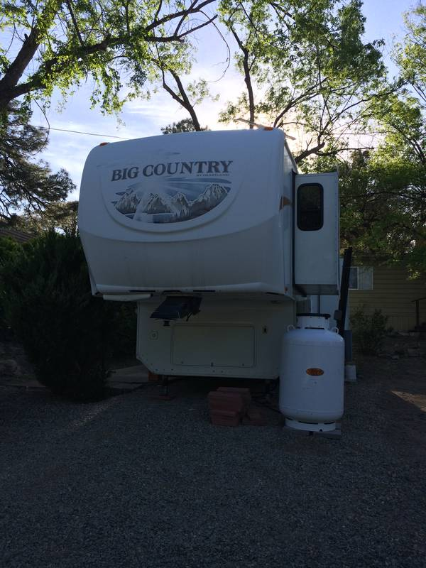 2009 Heartland Big Country 3300RL
