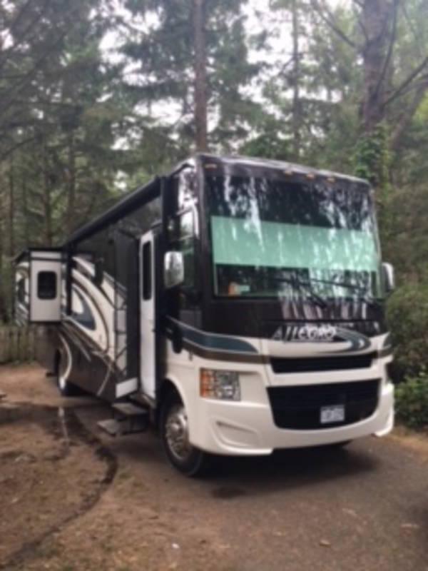 2016 Tiffin Allegro Open Road 36UA