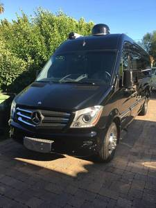 2014 Airstream Interstate EXT 24INTNCV3