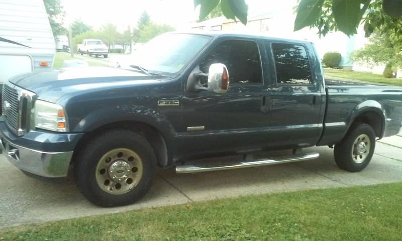2007 Ford F-250 Super Duty Super Cab