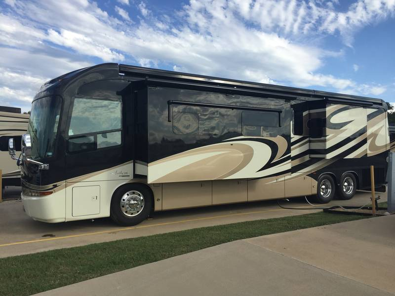2014 Entegra Coach Anthem 42RBQ