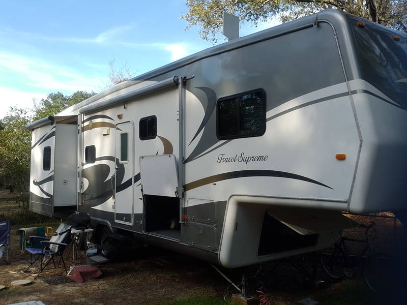 Travel Trailers For Sale Pensacola Fl