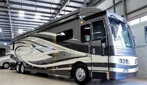 2012 Fleetwood American Eagle 42P