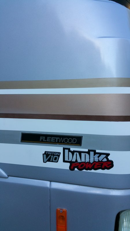 1999 Fleetwood Pace Arrow Vision 36B