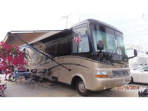 1998 Newmar Mountain Aire 3758