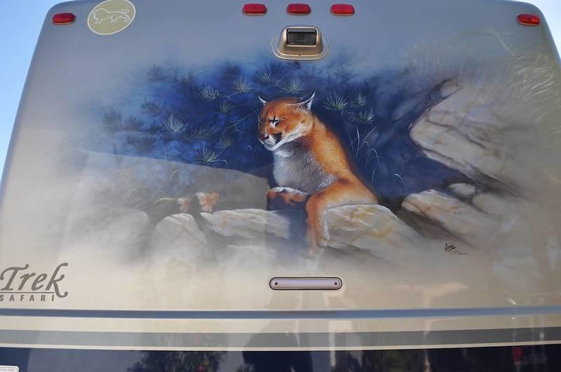 2004 Safari Trek 29RBD