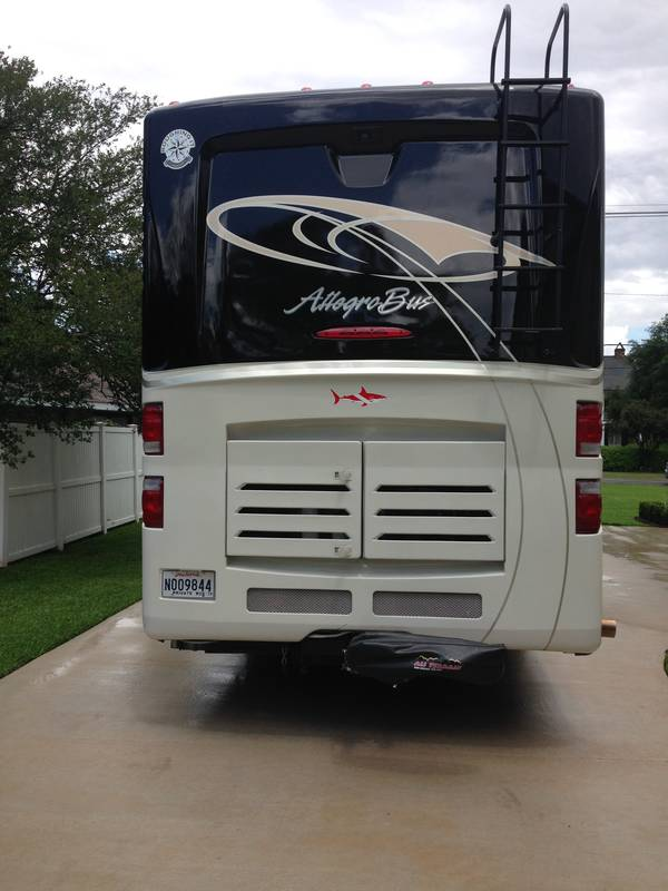 2009 Tiffin Allegro Bus 40QXP