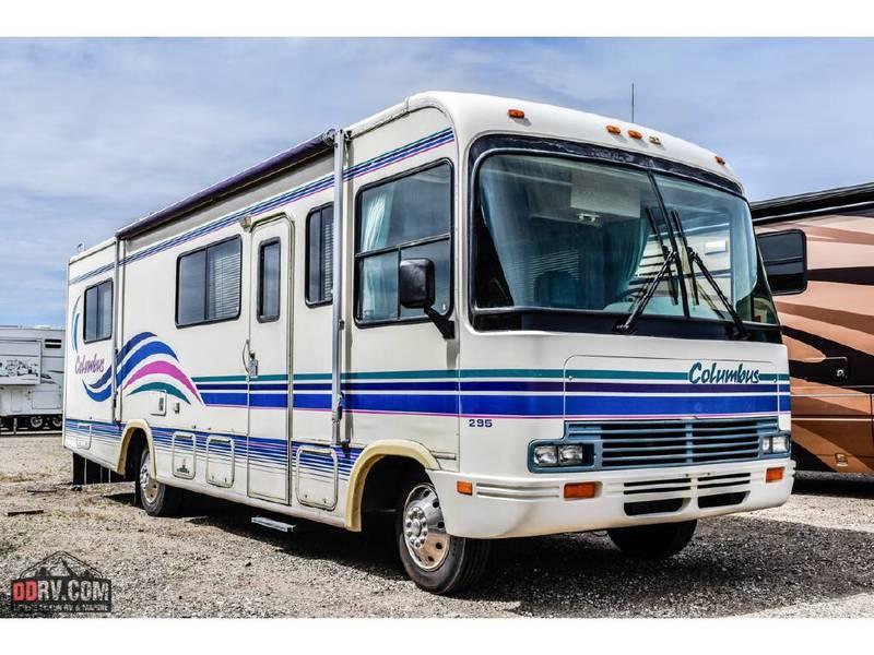 1996 Thor Motor Coach A.C.E. 295 Columbus