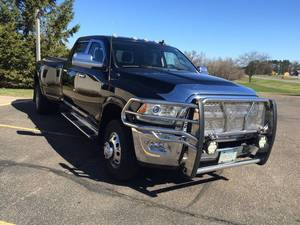 2015 Dodge Ram LAIE CREW CAB 3500 DUALLY