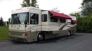 2000 Country Coach Allure Rogue