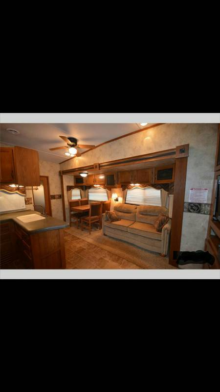 2011 Keystone Montana Mountaineer 347THT