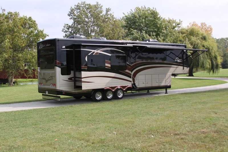 2014 ForksRV Continental Coach Coach