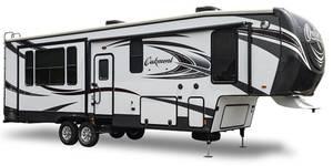 2016 Heartland Oakmont 390MBL