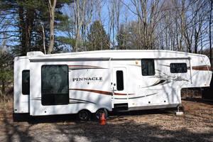 2012 Jayco Pinnacle 35RLTS