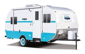 2017 Riverside RV Retro 176S