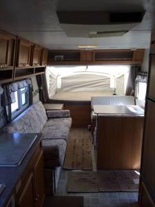 2002 RV Industries Trail Cruiser 22C