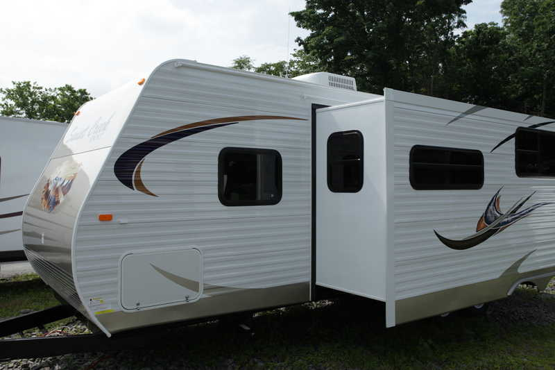 2013 Winnebago SunnyBrook Sunset Creek Sport 271BH