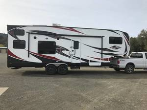 2016 Forest River Stealth WA2812G