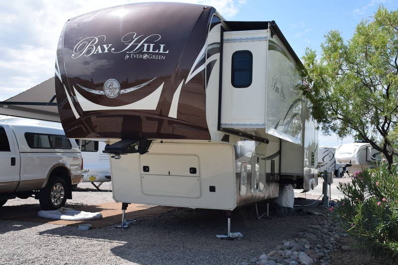 2014 EverGreen Bay Hill 365RL