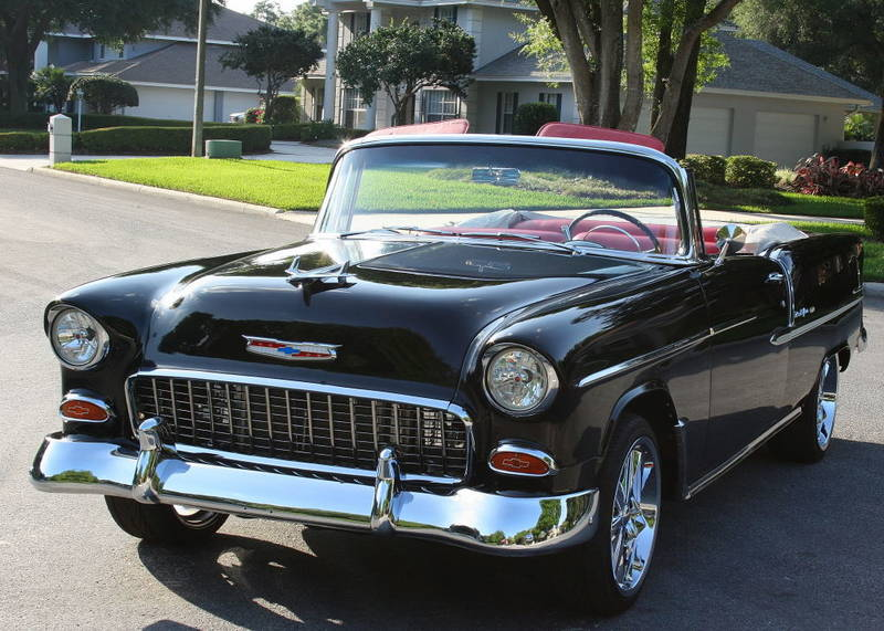 1955 Chevrolet Chevrolet Bel Air 150/210