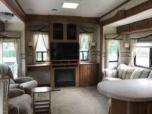 2008 Glendale RV Titanium 34E39RE