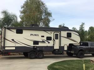 2017 Palomino Puma 259RBSS
