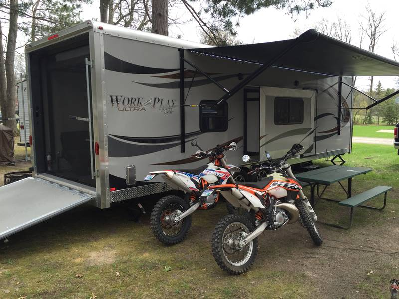 2016 Forest River Work and Play 275ulsbs