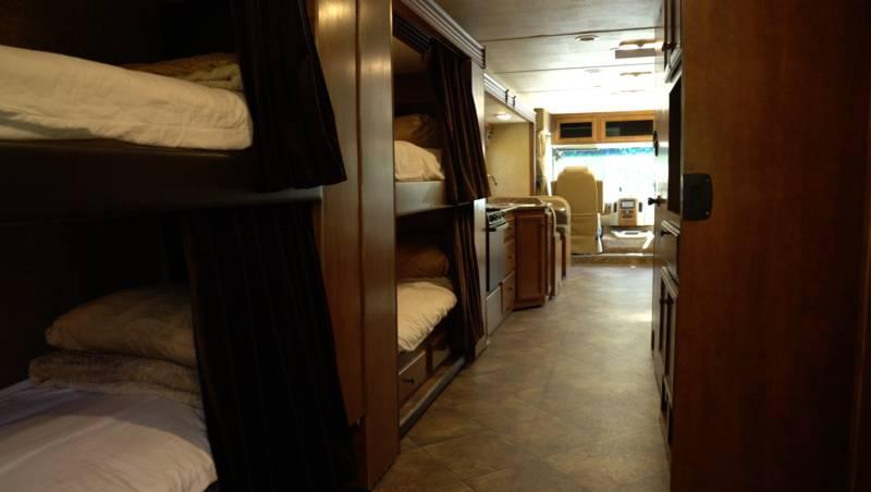 2015 Thor Motor Coach Windsport 34J Bunkhouse