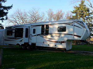 2013 Keystone Alpine 3500RE