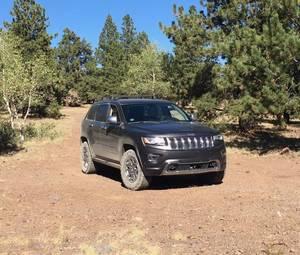 2014 Jeep Cherokee Grand Cherokee Overland