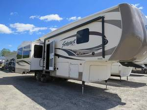 2015 Forest River Cedar Creek Silverback 29IK