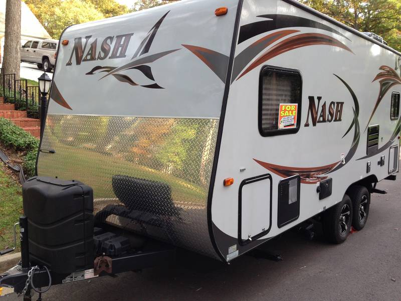 2016 Northwood Nash 17K