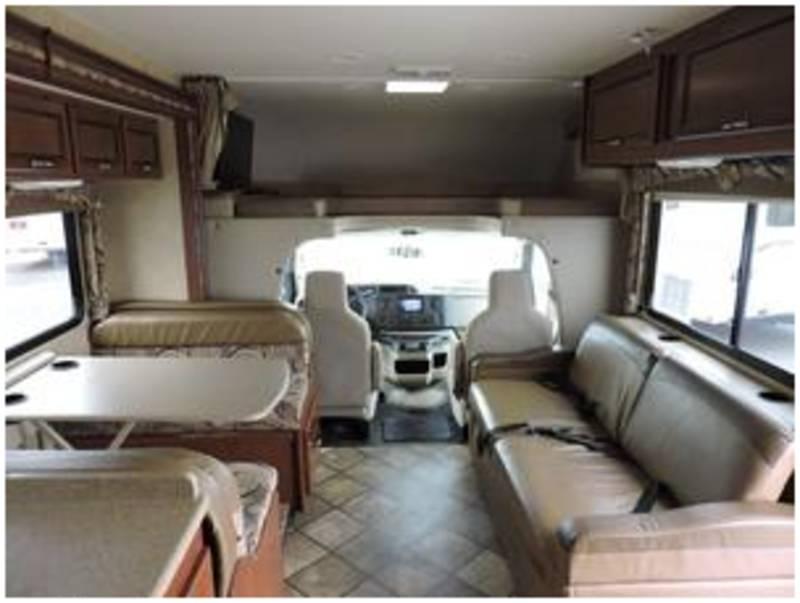2015 Thor Motor Coach Four Winds 31E Bunkhouse