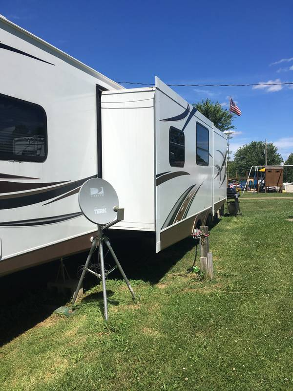 2014 Keystone Passport Grand Touring 3220BH