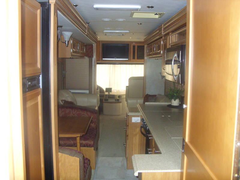2007 Fleetwood Excursion 39S