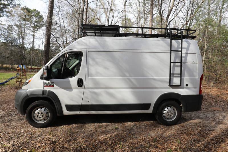 2016 dodge ram promaster 1500 adventure camper van conversion van rv for sale by owner in. Black Bedroom Furniture Sets. Home Design Ideas