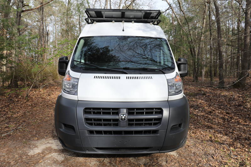 2016 Dodge Ram Promaster 1500 Adventure Camper Van Conversion