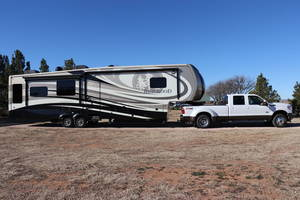 2015 Redwood RV  38RL PKG DEAL TRK / TRAILER