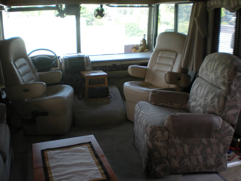 2006 Fleetwood Bounder 33R