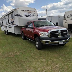 2012 Keystone Montana Hickory 3100RL