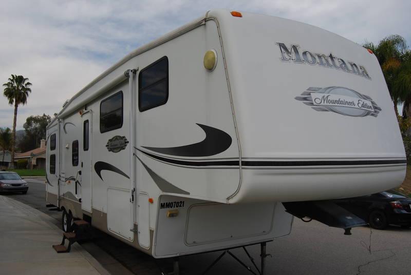2007 Keystone Mountaineer 342PHT
