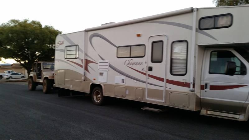 2004 Shasta Cheyenne 30.8