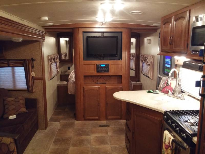 2014 Forest River Salem Hemisphere Lite 312qbud Travel Trailers Rv For Sale By Owner In
