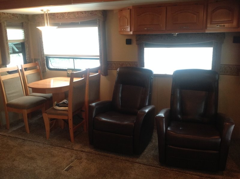 2007 Carriage Carri-Lite CL36X5