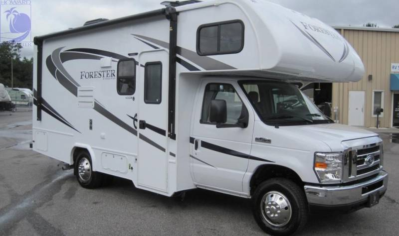 2014 Forest River Forester 2251SLE