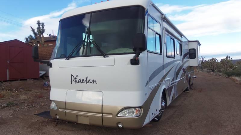 2004 Tiffin Phaeton 40GH