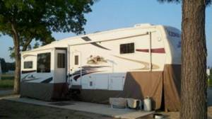 2008 Forest River Cedar Creek 37CKQS